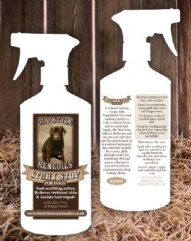 Itchy Stop for Dogs 250ml